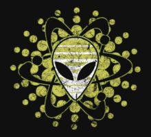 Atomic Alien - Dark by Jeffery Wright