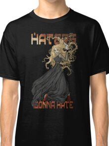 River Song: Haters Gonna Hate Classic T-Shirt