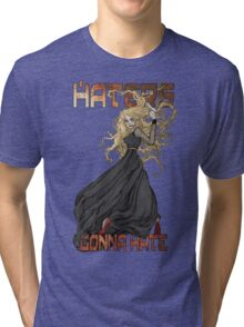 River Song: Haters Gonna Hate Tri-blend T-Shirt