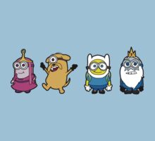 Time for a Minion Adventure by ultimatewarrior