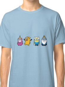 Time for a Minion Adventure Classic T-Shirt