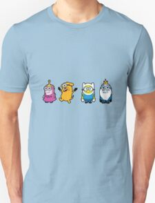 Time for a Minion Adventure Unisex T-Shirt
