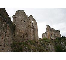 Chepstow Castle Photographic Print