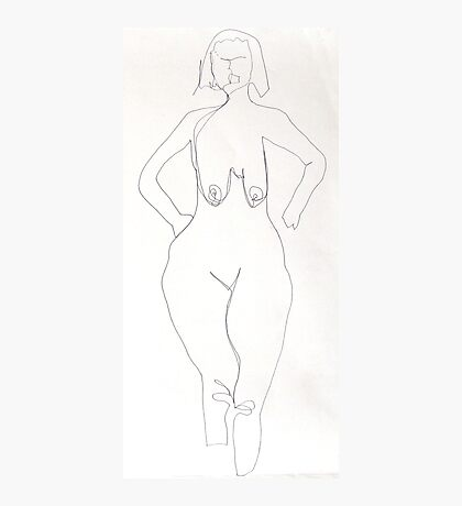 Human form Photographic Print