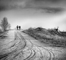 meanders by Gintaras Kasperionis