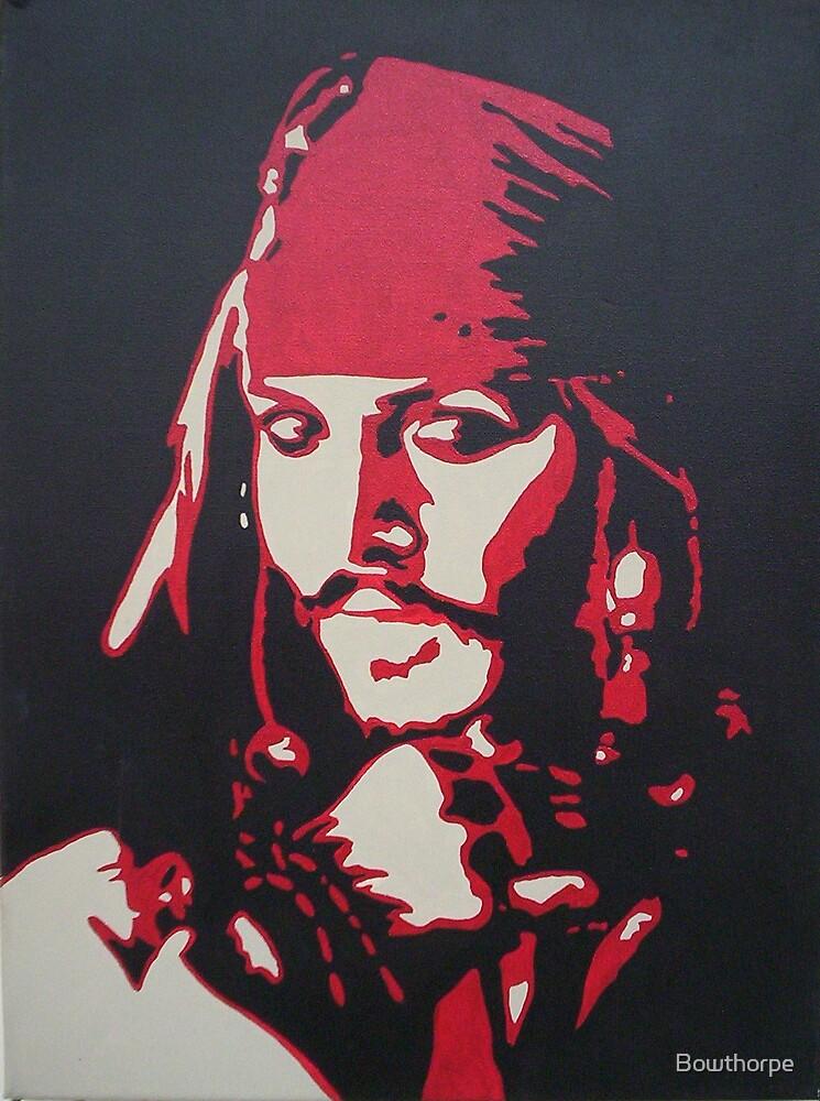 Captain Jack Sparrow by Bowthorpe