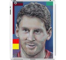 Leo Messi iPad Case/Skin