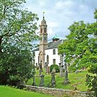 Mearns Parish Kirk by Stuart  Fellowes