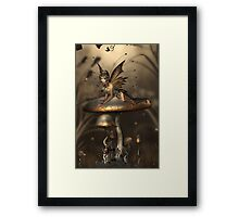 Magicial Creatures of the Underworld Framed Print