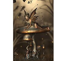 Magicial Creatures of the Underworld Photographic Print