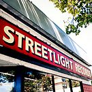 Streetlight Records by brittany m. photography