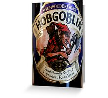 Legendary Hobgoblin!  Greeting Card