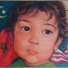 I Am Obama by Amanda Burns-El Hassouni