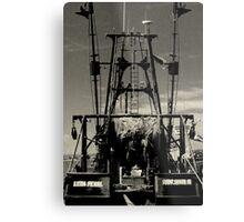 The Lena Pearl, Point Judith, RI, USA Metal Print