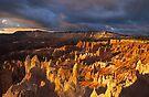 Bryce Canyon Sunrise. Utah. USA. by PhotosEcosse