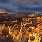 Bryce Canyon Sunrise. Utah. USA. by photosecosse /barbara jones