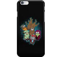 Galaxy Minions iPhone Case/Skin