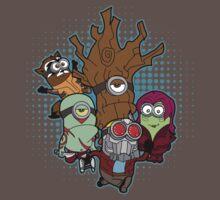 Galaxy Minions Kids Clothes