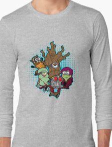 Galaxy Minions Long Sleeve T-Shirt