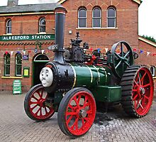 """Trevor"" The Traction Engine by Colin J Williams Photography"