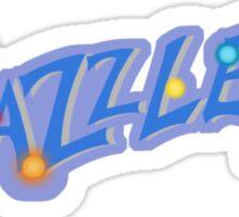 Dazzler Sticker