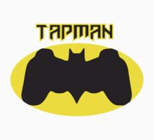 "TapMan Gaming Tshirt ""BatMan Spoof"" Kids Clothes"