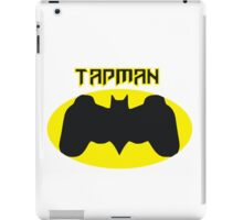 "TapMan Gaming Tshirt ""BatMan Spoof"" iPad Case/Skin"