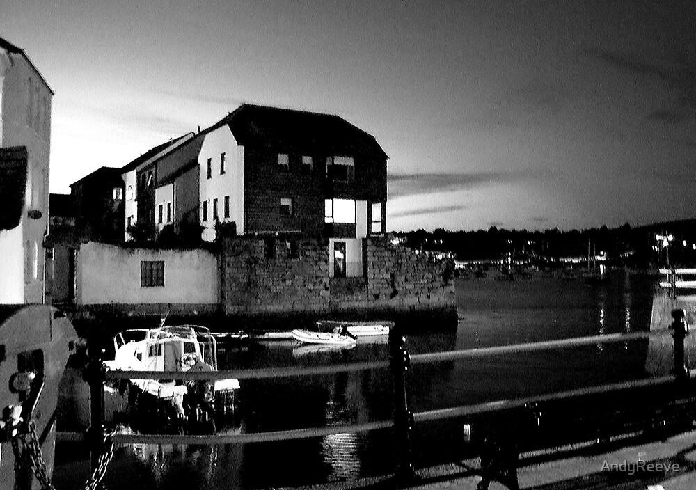 Harbourside by AndyReeve