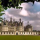 Chambord Castle by Adri  Padmos