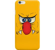 Bignosed Monster iPhone Case/Skin