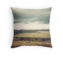 Vintage Hills Throw Pillow