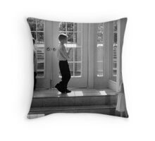 Dance Like No One's Watching Throw Pillow