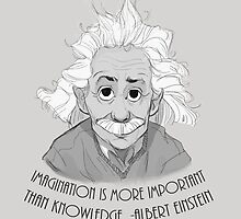 Words of a Genius by Lifeanimated