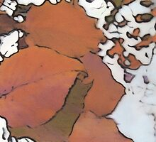Pear Tree Fall - Graphic by Terry Hinkle