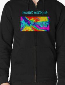 Music Machine Zipped Hoodie