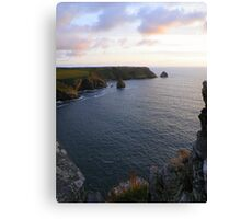 Cornwall: Searching for Camelot Canvas Print