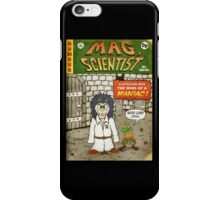 Mag, Scientist iPhone Case/Skin