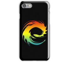 Colorful Eragon iPhone Case/Skin