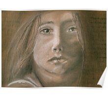 Cardboard Child Poster