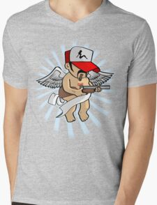 Shotgun Wedding Mens V-Neck T-Shirt