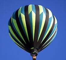 Green Balloon & Blue Sky (as-is) by Abbey Walls