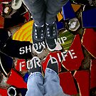Show up for Life by Carolyn Venditto