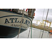 Atlantis In Belfast Photographic Print
