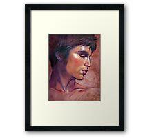 Portrait of Tomas Framed Print
