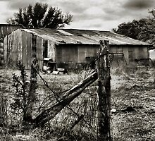 Behind The Fence      ( BoneYard Series ) by Carla Jensen