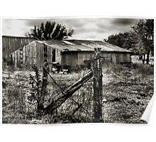 Behind The Fence      ( BoneYard Series ) Poster