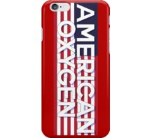 AMERICAN OXYGEN [Color] iPhone Case/Skin