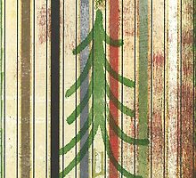 Tree Stripes by Susie Ioia
