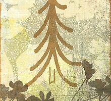 Sepia Tree by Susie Ioia