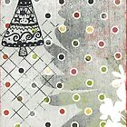 Folksy Tree Spots by Susie Ioia